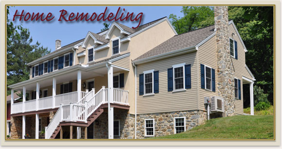 Home Additions Remodeling Lancaster PA Custom Home Builder Mesmerizing Bathroom Remodeling Lancaster Pa Exterior
